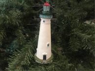 Marble Head Lighthouse Christmas Tree Decoration 7